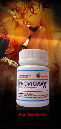 ProVigraX, Anti-Impotence